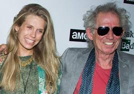 Keith Richards' daughter released from rehab – The Mercury News