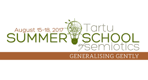 cfp tartu summer school of semiotics generalising gently cfp tartu summer school of semiotics 2017 generalising gently