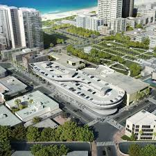Parking Architecture Design Miami Parking Lot Design By Zaha Hadid Architects In Florida