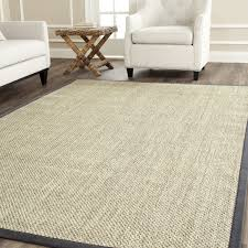 decoration modern safavieh natural fiber area rug in marble grey for livingroom ideas sisal rugs direct to the floor of room and carpet runner oriental