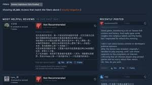 Chinese Users Review Bomb Steam Horror Hit Devotion Over Xi Jinping