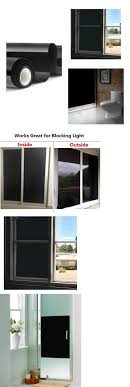 Light Blocking Film Window Film 175757 Blackout Window Film Film Static Light
