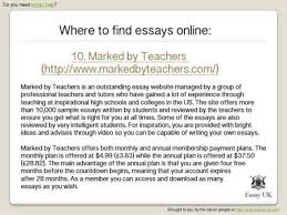 essay help places to essays online