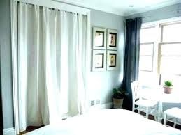 Image Drapes Curtain To Cover Closet Curtains To Cover Closet Door Curtain Instead Of Doors Best Ideas Spruce Pernimeinfo Curtain To Cover Closet Curtains To Cover Closet Door Curtain