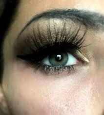 image of the eye makeup plete in step 7 of the summer y eye makeup tutorial