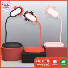 Đèn bàn học sạc tích điện DBH01 Chichi. Đèn led đọc sách chống cận cho trẻ  học sinh - Đèn bàn Nhãn hàng No brand