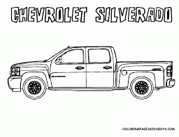 useful pick up truck coloring pages deeptown club