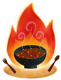 steaming bowl of chili. Modren Steaming Bowl Of Steaming Chili And Steaming Of Chili H