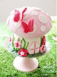 How To Make A Toadstool Birthday Cake Party Ideas Party