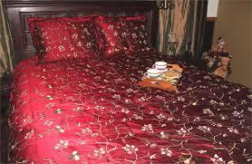 dupioni silk bedspread