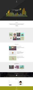 website builder landing page creator ucraft create a portfolio for your graphic design works this amazing one page website