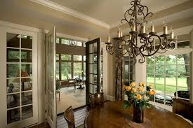 country chandeliers for dining room wonderful french decorating ideas with iron