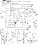 Image result for 1957 ford thunderbird ignition switch wiring diagram
