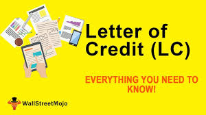 Letter Of Credit Process Flow Chart Ppt Letter Of Credit Or Lc Types Feature How Does Letter Of