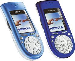 gadgets: Nokia 3660 (2003 ...