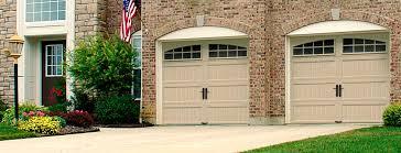 almond garage doorArtistry Collection  Holmes Garage Door Company