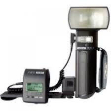 76 Mz 5 Digital Handle Mount Flash With Nimh Battery