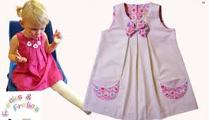 Dress Patterns For Toddlers