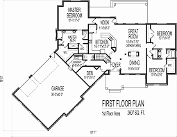 2500 sq ft ranch house plans awesome 2500 sq ft floor plans luxury 16 fresh 2500 sq ft ranch house plans