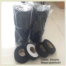 custom auto wire harness polyester insulation pipe black cloth custom auto wire harness polyester insulation pipe black cloth adhesive tape