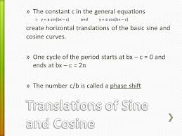 6 the constant c in the general equations