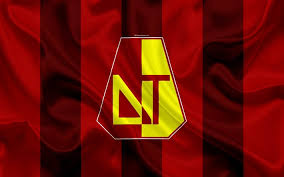 Последние твиты от club deportes tolima s.a⭐️⭐️ (@cdtolima). Download Wallpapers Deportes Tolima 4k Logo Colombian Football Club Silk Texture Red Yellow Flag Categoria Primera A Ibague Colombia Football Liga Aguila For Desktop Free Pictures For Desktop Free