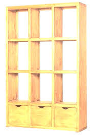 oak bookcase with doors bookcases glass