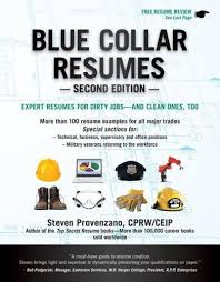 Resume Review Free Awesome Blue Collar Resumes Steve Provenzano 48 Amazon Books