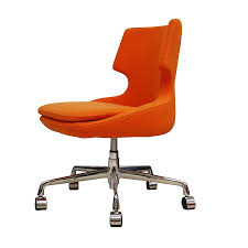 office chair fabric upholstery. Simple Modern Office Chairs Twill Fabric Upholstery Orange Color With Dimensions 900 X Chair A