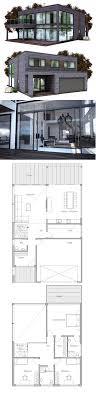 Modern Four Bedroom House Plans 17 Best Ideas About Modern House Plans On Pinterest Modern House