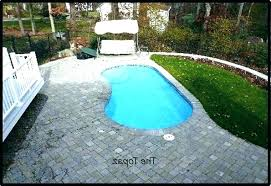 backyard pool designs for small yards. Interesting Backyard Pool Kit Small Pools Designs For Yards Very House Topaz Kits Prices Sm  Swimming  Lovely Beautiful  Intended Backyard Pool Designs For Small Yards