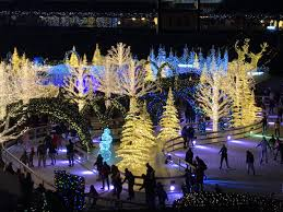 Qwest Field Christmas Lights Enchantchristmas Hashtag On Twitter