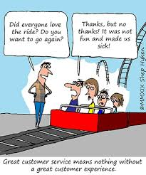 Great Customer Service Means Customer Service And Cx Lessons From Three Iconic Brands