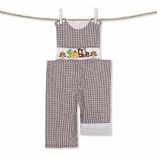 Stellybelly Size Chart Green Tractor Smocked Longall New Jon Jon Boutique