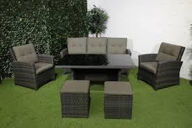 Obi Vermont Esstisch Lounge Sitzgruppe Gartenset Lounge Sitzgarnitur