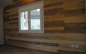 diy paneling walls with pallet wood via 101palletideas com