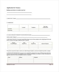 Credit Application For Rental 26 Free Rental Application Forms