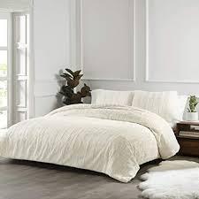 Amazon.com: UGG Alondra Comforter Set, Snow, King: Kitchen & Dining