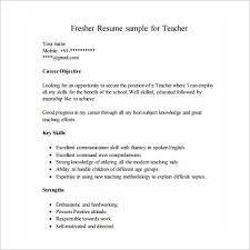 fresher resume template form excel resume template fresher resume sample