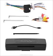 bv9967b boss audio systems Car Stereo Wiring Diagram Boss Audio 612ua Wiring Diagram #48