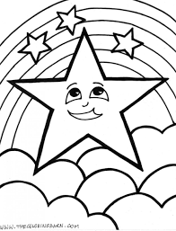 Small Picture Coloring Pages Star Coloring Page Ethans Birthday Coloring Free