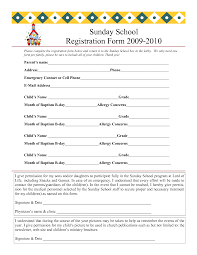 24 Images Of Church Enrollment Form Template Leseriail Com
