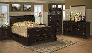 stratford black cherry bedroom furniture collection