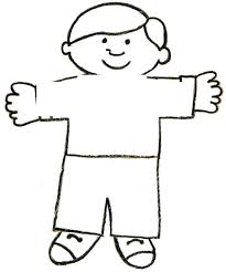 Flat Stanley Template Amazing Flat Stanley Coloring Page Free Pages Colouring Sheets Color