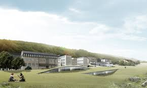 Design Museum Switzerland Gallery Of Big Designs Spiralling Museum For Swiss