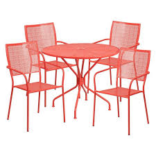 gg baxton studio 5 piece modern dining set 2. flash furniture, outdoor steel round patio dining set - co-35rd-02chr4-. table sets5 piece gg baxton studio 5 modern 2 t