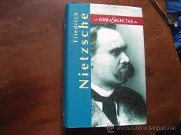 Resultado de imagen para Friedrich Nietzsche, LIBROS
