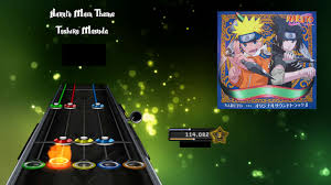 Clone Hero Charts Naruto Main Theme Toshiro Masuda Clone Hero Chart Preview