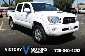 2008 Toyota Tacoma TRD Sport 6 Speed Manual | Victory Motors of ...