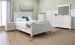 Bridgeport 6-Piece Queen Bedroom Set – White | The Brick